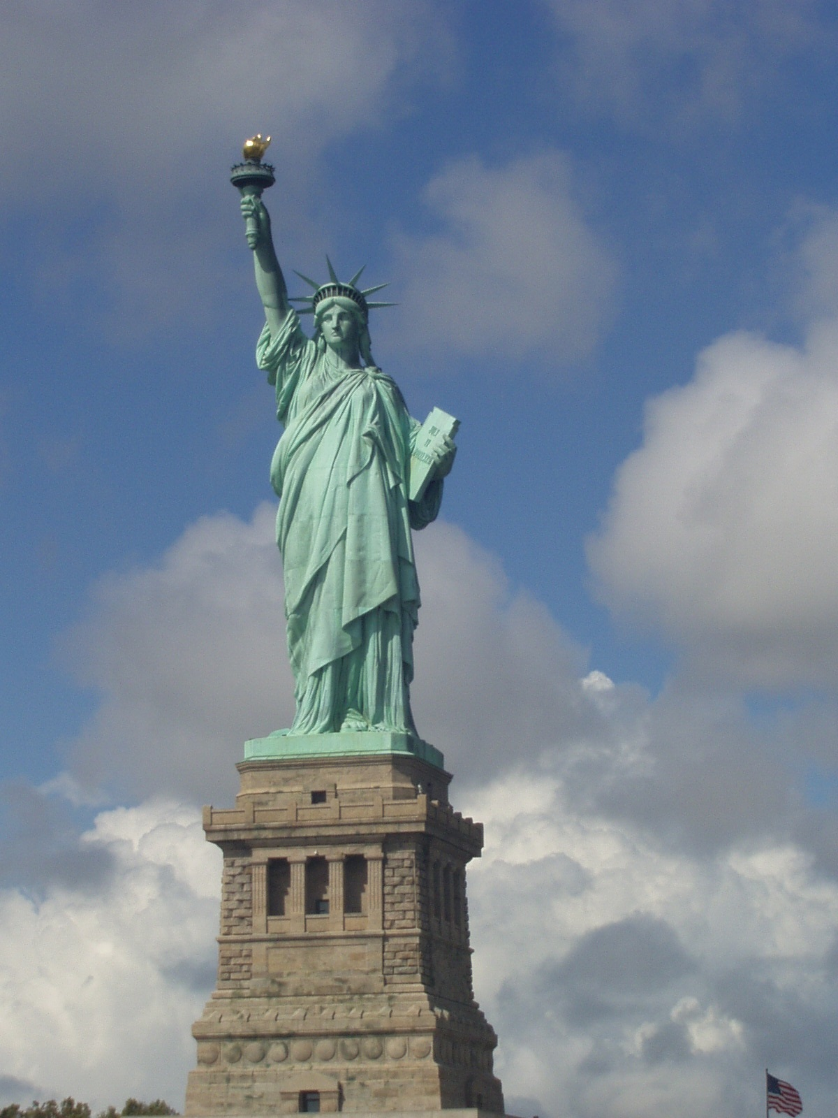 The Statue of Liberty: Symbol of Liberty Under God